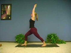 Warrior Yoga Lesson Plan   Free Yoga Lesson Plan Template (Warrior Theme)