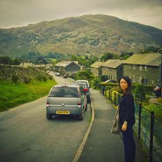 MRS S looking for a hill to climb?!