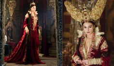 The Brothers Grimm 2005 Character – Mirror Queen played by Monica Bellucci Costume Designer – Gabriella Pescucci