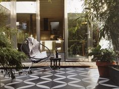 Top 3 Outdoor Flooring Options to Style Your Patio - Do you plan to update your patio this year? Style up your patio by changing the look of your outdoor flooring. These ideas can be your inspiration. Terrace Tiles, Garden Tiles, Patio Tiles, Outdoor Tiles, Terrace Floor, Outdoor Flooring, Outdoor Rooms, Outdoor Living, Outdoor Decor
