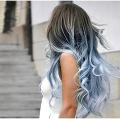 I need to find out what color this is and do this with my blue black hair I so would do it