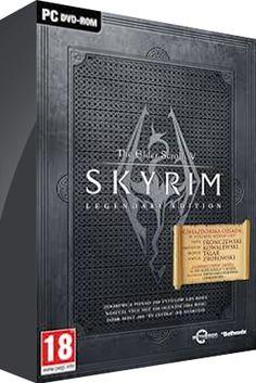 Darmowe Klucze  Elder Scrolls V Skyrim Legendary Edition