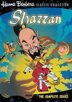 Hanna-Barbera Classic Collection: Shazzan - The Complete Series (DVD, 2012,... 883316467435 | eBay