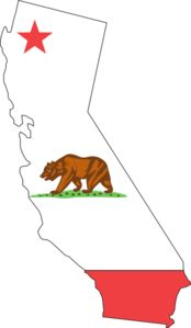 california flag wallpaper