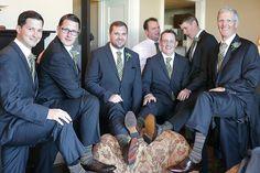 High-School friendship leads to marriage on the West coast of Ireland. West Coast Of Ireland, Trump International, Autumn Wedding, Real Weddings, Friendship, High School, Marriage, Guys, Socks