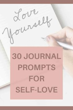 Journal ideas for self love. Start your journey of self love with these insightful journal prompts. Love Journal, Keeping A Journal, Mind Journal, Journal Inspiration, Journal Ideas, Journal Writing Prompts, Journal Topics, Writing Therapy, Blogging