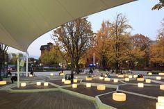 marronnier park in seoul - Cerca con Google