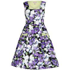 http://www.lindybop.co.uk/sale-c49/dresses-sale-c50/lamour-purple-floral-swing-dress-p2322