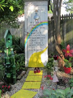 Wizard of oz garden