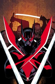 Batman Beyond '16 Issue 8 (May 24)