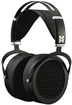 HIFIMAN SUNDARA Over-ear Full-size Planar Magnetic Headphones (Black)  Home b819a0dce7da