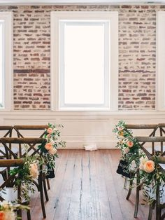 ceremony // charleston wedding // upstairs at midtown // julie livingston photography