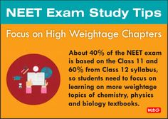 Focus on important chapters - study tips Exam Study Tips, Study Hacks, Biology Textbook, Neet Exam, College Hacks, Swat, To Focus, Chemistry, Physics