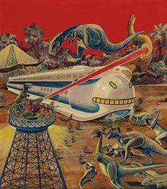 "subtle-like-a-trex: ""Wonder Stories 1934 """