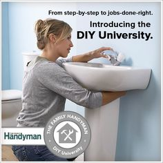 - All homes come with some assembly required…                            Now headaches aren't included. Introducing the DIY University. Try it FREE!                        Try it FREE!Try it FREE!