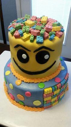 Lego Cake (Donevan 4)