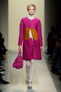 Bottega Veneta at Milan Fashion Week Fall 2011 - Runway Photos