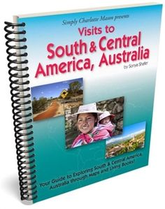 Explore South and Central America and Australia through captivating photography, a traveler's firsthand accounts, and step-by-step work with maps, plus lots of ideas for additional living books and activities. Central America, South America, Latin America, Material World, Eighth Grade, Charlotte Mason, Life Is Like, Guided Reading, Countries Of The World