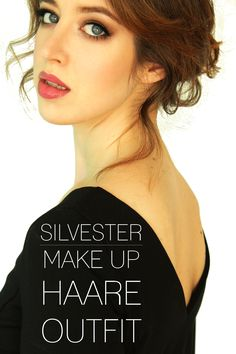 Silvester 2015: Outfit, Haare und Make Up - Cream's Beauty Blog