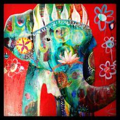 Heartful Musings: paintingstracy verdugo