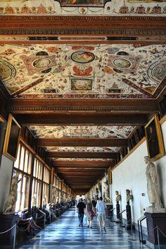 Uffizi - Florence - Italy