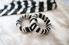 How to Make a Bracelet from a Scarf