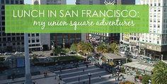 Lunch in San francisco y otras actividades interesantes. Ver etiquetas lunch in San Francisco
