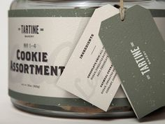 Tartine Bakery Cookies (Student Project) on Packaging of the World - Creative Package Design Gallery