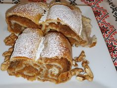 Lulu - Povesti din Bucatarie: Placinta cu bostan si mere Modul, French Toast, Bread, Breakfast, Food, Morning Coffee, Brot, Essen, Baking