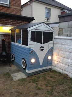 My VW shed