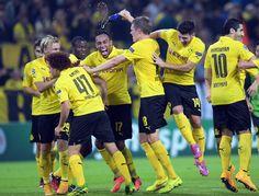 @Dortmund team feiern #9ine