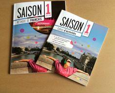 Saison 1 et 2 : nouvelle méthode de FLE France, Mindfulness, School, Mind Maps, Books, Marie, Log Projects, Baby Born, Livres