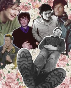 young julian - my appreciation to the person who made this collage ;D