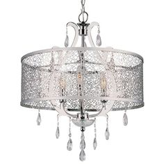 I pinned this Sunset Boulevard Chandelier from the Design Icon: Marilyn Monroe event at Joss and Main!