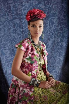 """Head wraps or """"gele"""", are not only culturally correct for African and African-American women, they are also beautiful. Add a pair of earrings, and rock your look with confidence. Geles, work for the office, and for play time."""