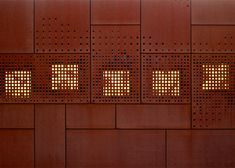 Studio Farris adds Corten extension to a library in Bruges