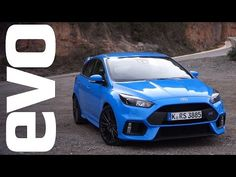 Ford Focus RS review - overhyped? | evo DIARIES - YouTube