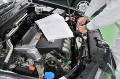 Proper car maintenance with a Logbook servicing, for a Pleasant Drive on Road.  #Logbookservicing
