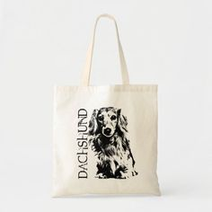 Dapple Dachshund, Wire Haired Dachshund, Funny Dachshund, Dachshund Puppies, Dachshunds, Dog Pictures, Animal Pictures, Dog Tote Bag, Funny Costumes
