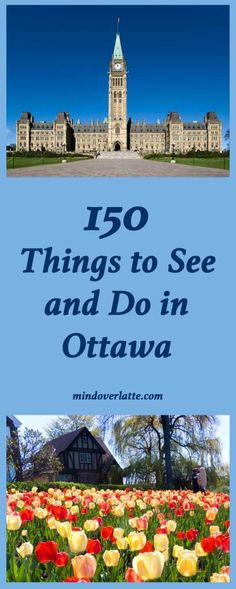 Ottawa is a beautiful city with a ton of history, culture and entertainment for the whole family. It's a MUST VISIT capital city! Backpacking Canada, Canada Travel, Canada Trip, Ottawa Canada, Montreal Canada, Canada Holiday, Visit Canada, Travel Oklahoma, New York Travel
