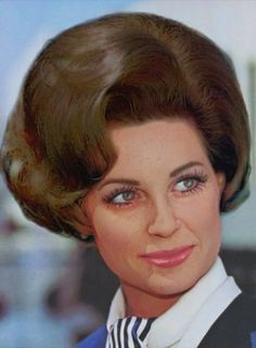 1960 Hairstyles, Vintage Hairstyles, Hairdos, Updos, Helmet Hair, Bouffant Hair, Hair Flip, Hairspray, Big Hair