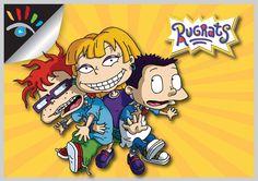 Rugrats, is een tekenfilmserie op Nickelodeon over kleine baby's. Alle baby's hebben z'n  hun eigen ideeën.