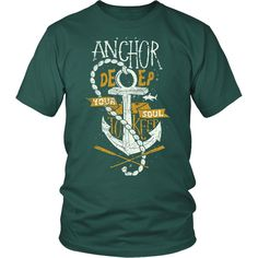 Anchor Deep Your Soul to Keep