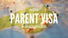 Temporary Parent Visa announced for Australia
