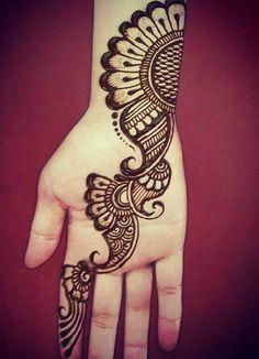 Mehandi Designs Arabic, Henna Flower Designs, Mehndi Designs For Kids, Full Hand Mehndi Designs, Mehndi Designs Book, Modern Mehndi Designs, Mehndi Designs For Beginners, Mehndi Design Photos, Mehndi Designs For Fingers