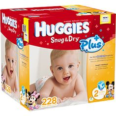 FREE Huggies Diapers and Wipes Sample Pack for Costco Members - Hunt4Freebies