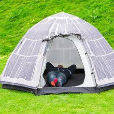 Star Wars Death Star Dome Tent - Star Wars Gift #tent #deathstar #starwars