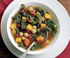 Autumn Vegetable Soup recipe - looks yummy