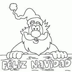dibujos-de-feliz-navidad-para-colorear-feliznavidadsanta-clausdibujocolorear