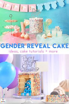 Are you having a gender reveal party? Here are 10 Gender Reveal Cake Ideas That POP. Make your baby shower idea something fun and memorable. Cake Designs For Girl, Baby Shower Planner, Event Planning Quotes, Party Planning, Gender Party, Baby Gender, Gender Reveal Decorations, Baby Shower Cakes, Shower Baby